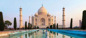 Zakenreis naar india
